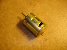 """New NOS 1945-80 Mabuchi 12V CAN motor for """"O"""" or """"G"""" scale locomotive"""