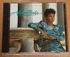 Anita Baker - Giving You the Best That I Got (1988) (Japan Production) A Fine CD