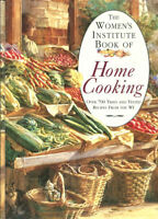 The Women's Institute Book of Home Cooking by The Women's Institute