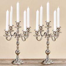 Klassische Deko-Kerzenständer & -Teelichthalter aus Metall für Badezimmer