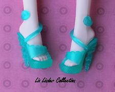 MONSTER HIGH ~ Lagoona Blue Skull Shores BUBBLE SHOES Accessory Replacement