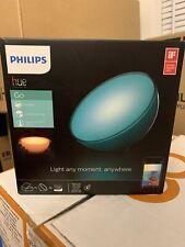Philips Hue Go Smart Light Table Lamp - White