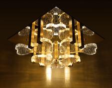 Deckenleuchte LED 1666-60x60 cm 96W mit Fernbedienung Lichtfarbe einstellbar Neu