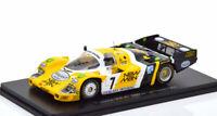 1:43 Spark Porsche 956 Winner 24h Le Mans Ludwig/Pescarolo 1984