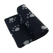 4 X Soft Pet Puppy Dog Car House Fleece Comforter Blanket 100 X 140Cm