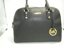 Michael Kors Abbey Large Studded Backpack Black Leather 38f7xayb7l