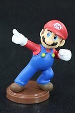 Mario Super Mario Wii Choco Figure Approx. 1 Inch Tall- 23 Mario