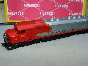 LIMA -Loco Diesel Santa Fe FP45 -Art.8071/C-Ottimo stato e funzionante-Anno 1973