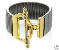 Kenneth J Lane Flexible Toggle Bracelet