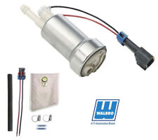 WALBRO F90000285 525LPH E85 RACING FUEL PUMP + KIT FOR 02-06 ACURA RSX K20 DC5
