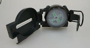 Militärischer Kompass wohl Bundeswehr - TOPZUSTAND (76881)