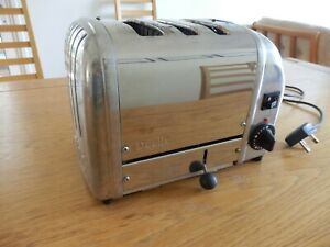 Dualit Combi Toaster Stainless Steel