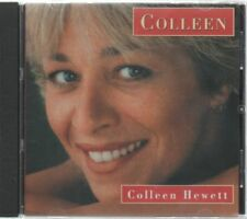 COLLEEN HEWETT RARE CD - COLLEEN 1983 with booklet  WIND BENEATH WINGS Good Cond