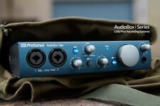 PreSonus AudioBox iTwo USB 2 Computer Recording Interface & Studio One Software