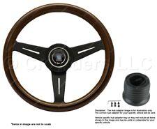 Nardi Classic 330mm Steering Wheel + Hub for Rolls Royce 5061.33.2000 + .4101