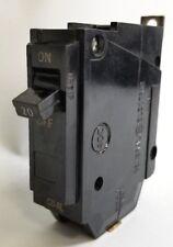 GE General Electric 1 Pole 20 A THQB120 Circuit Breaker (Lot of 3)