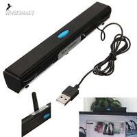 Portable USB Multimedia Mini Speaker for Computer Desktop PC Laptop Notebook ST