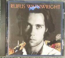Rufus Wainwright Cd 1998 (a12) Jazz Rock Pop