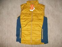MERRELL PrimaLoft Insualted Full Zip QUENTIN VEST Jacket Mens Size XL rt $99 NEW