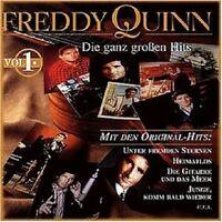 FREDDY QUINN - DIE GANZ GROSSEN HITS  CD NEU