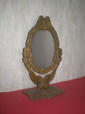 Greek bronze mirror with the symbol of Patriarchate of Constantinople - 19th c.