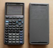 Texas Instruments Ti-82 Graphing Calculator Used Tested Working