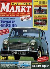 Markt 10/95 1995 Ozon Laverda Bonnet Simca Aronde Weekend Mini Tornax S250 SS100