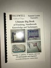 Ultimate Big Book of Finishing Collectors Edition Summer Truswell HTF