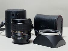 Konica Hexanon AR 35mm 1:2.8 with hood and case