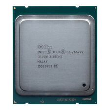 NEW Intel Xeon E5-2667 v2 OEM CPU 3.3GHz 8-Core Max 4.0GHz SR19W Beats E5-2643v2