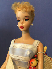 Vintage #3 Blonde Ponytail Barbie With Bun