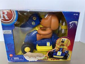 Radio Shack Radio Control RC Doggy Go-Kart child toy NIB NEW remote