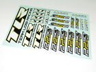 TLR03009 TLR LOSI 22SCT 3.0 SHORT COURSE TRUCK DECALS