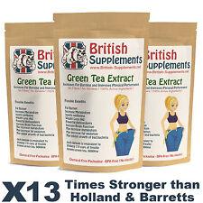 Estratto Di Tè Verde Forte Dieta Perdi Peso Pillole Dimagranti Bruciagrassi UK