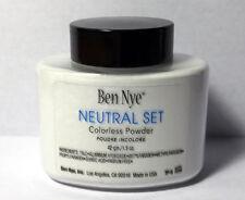 Ben Nye Neutral Set Authentic Colorless Face Powder 1.5 oz