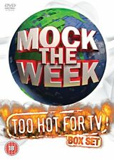 Mock the Week Too Hot For TV Box Set [DVD][Region 2]