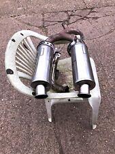 Yamaha R1 Renegade Under Seat Exhausts