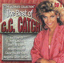 THE BEST OF C.C.CATCH - CD - THE ULTIMATE COLLECTION CD 1