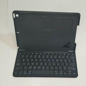 Logitech Slim Folio Case Bluetooth Wireless Keyboard iPad 9.7 2017 820-008446