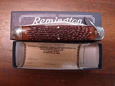 Vintage 1994 Remington Camp Bullet Knife R4243 New in Box Made in USA