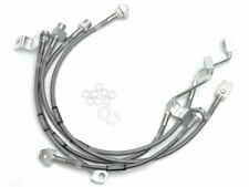 For 1999-2004 Ford F250 Super Duty Brake Hydraulic Hose Kit Russell 81358QQ