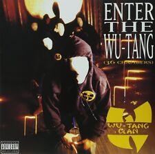 "WU-TANG CLAN "" ENTER THE WU-TANG "" NEW 180 GRAM SUPERIOR AUDIO QUALITY VINYL LP"