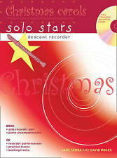 Recorder Magic - Descant Recorder: Christmas Carols (Book + CD): 10 favourite ca