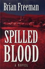 Spilled Blood (Wheeler Publishing Large Print Hardcover) BRAND NEW UNREAD MINT