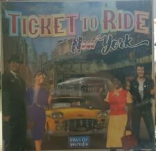 Ticket To Ride NewYork Board Game Factory Sealed