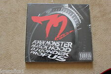 Popek Monster, Hijack Hood, DJ Gondek, Profus - POLISH HIP HOP NEW & SEALED