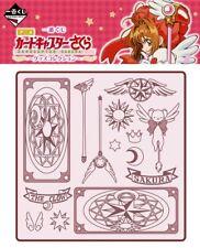Banpresto Ichiban Cardcaptor Sakura Prize C Wash Hand Towel Kero Clow Cards Wand