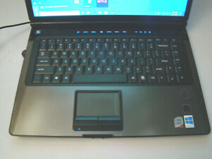 Gateway M-6846/Core2Duo T6400 2.00ghz/3gb/160gbHD/Windows 10 Home/Webcam/BT/15.4