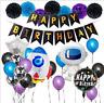 New astronaut birthday balloon set astronaut birthday party decoration