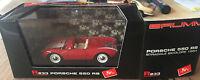 "DIE CAST BRUMM ""PORSCHE 550 RS STRADALE BICOLORE -1954"" R233 1/43"